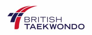 British Taekwondo landscape